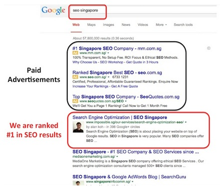 Search Engine Optimization | SEO Singapore