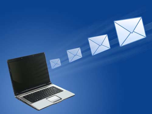 Blasting your company promotion to million of active email accounts.