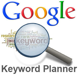 Google Keywords Planner
