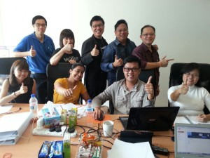 May graduate for our Internet Marketing Course