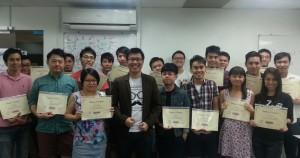 September SEO Certification Graduates
