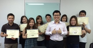 October Weekday SEO Class Graduates