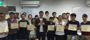October Weekend SEO Certification Course Graduates