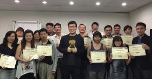 May SEO Certification Course Graduate Students
