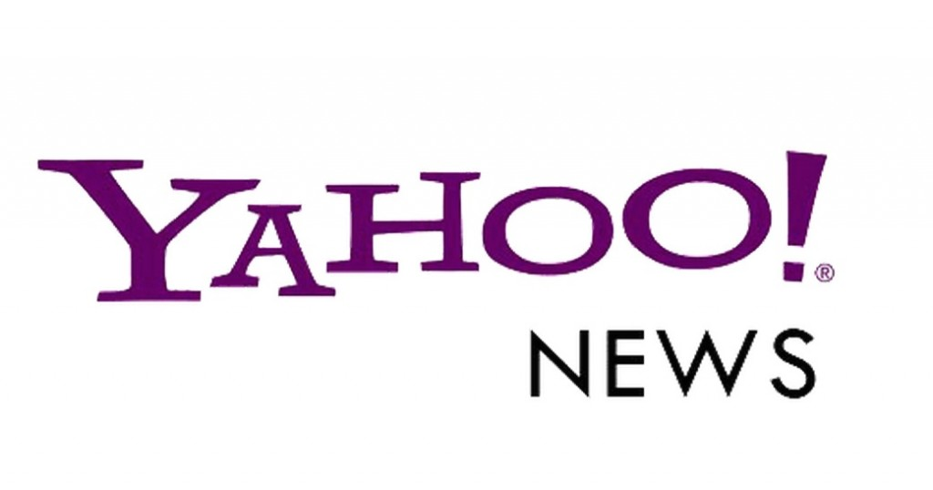Featured in Yahoo