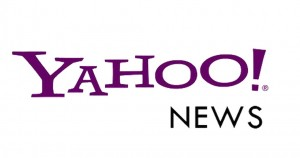 We are featured in Yahoo News