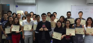 July weekday SEO class graduate students