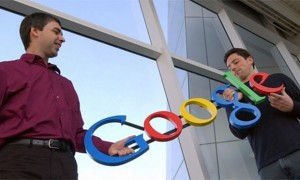 The full story of Sergey Brin and Larry Page, founders of Google.