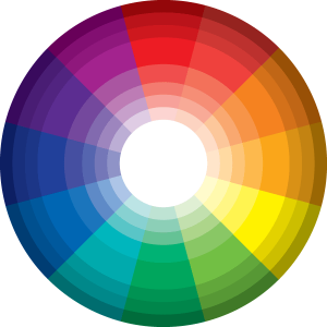 Why your web design approach should revolve around colour?