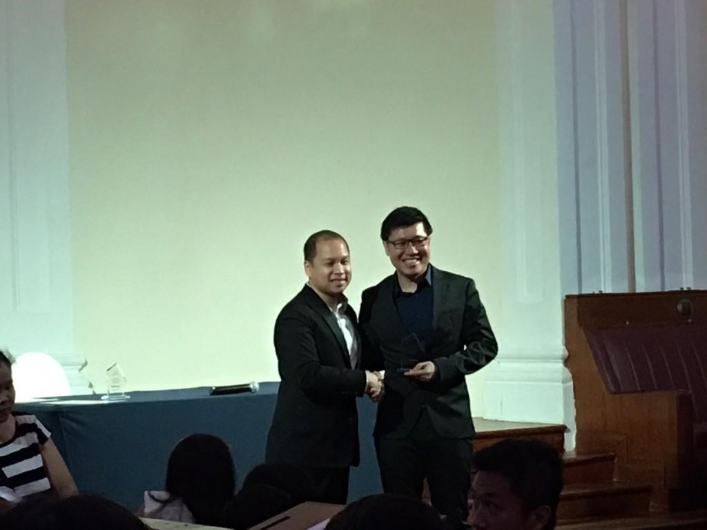 Sponsor-award