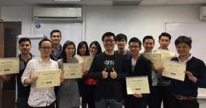 January 2016 SEO certification graduate students