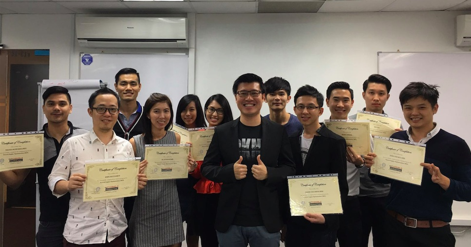 January 2016 SEO certification graduate students batch 1