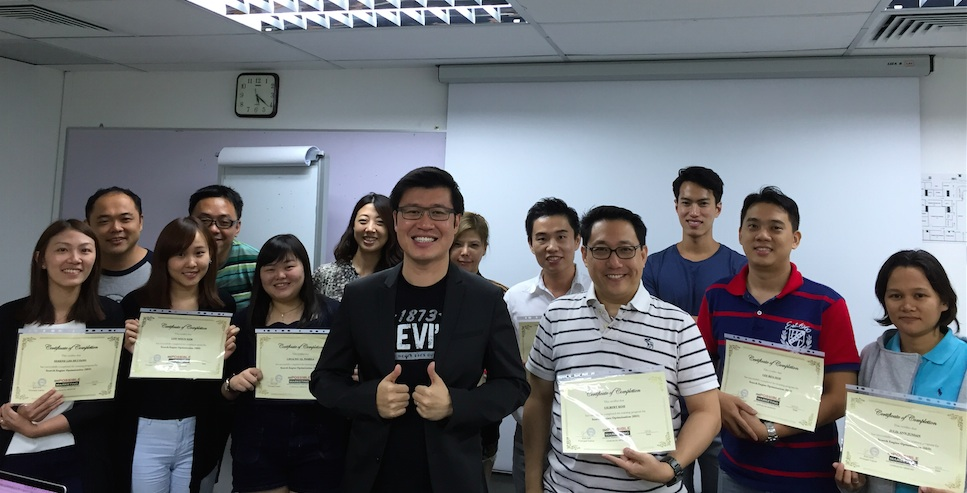 January 2016 SEO certification graduate students batch 2