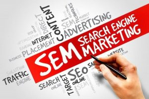 How does a business benefit from Search Engine Marketing?