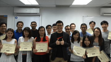 March 2016 SEO students