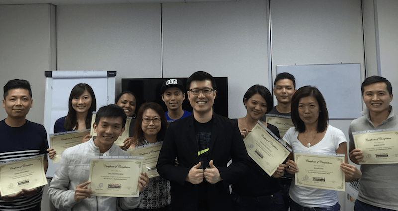 March 2016 SEO students private class
