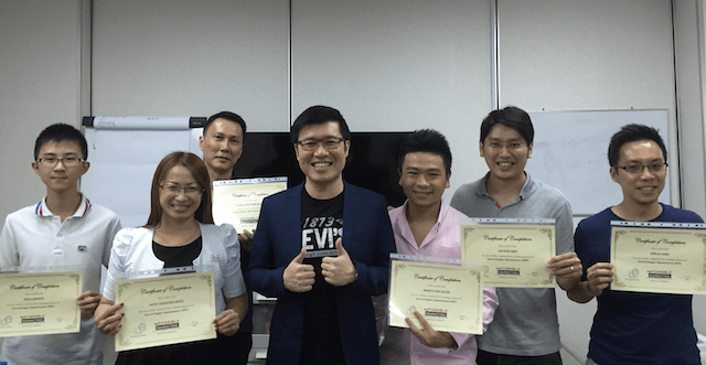 April 2016 SEO private training