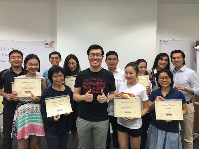 May 2016 SEO training class