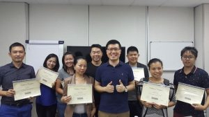 Our latest batch of SEO course students – June 2016