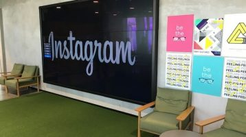 An exclusive invitation to visit Facebook new office at the South Beach Tower