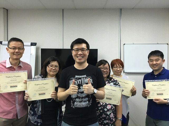 July 2016 SEO training private class