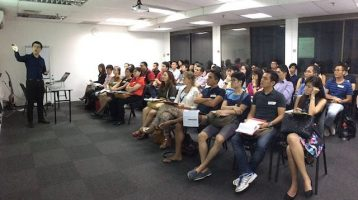 Another full house event for our SEO talk