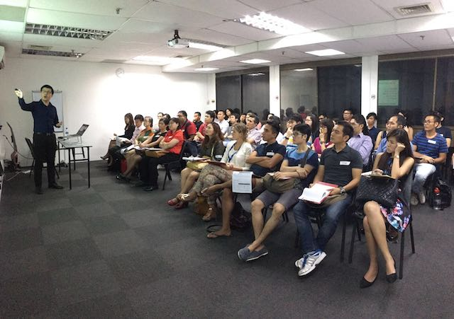 Online marketing full house again