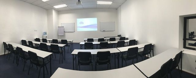 new-training-room