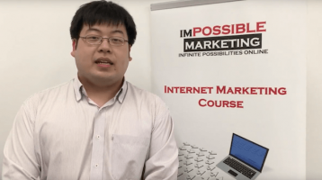 """I managed to get my website ranked to page 1 number 2 within a month!"" – Yew Chai"