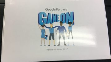 Another gift from Google Singapore – Frisbee