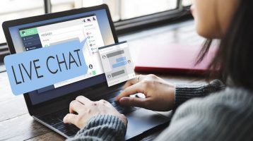 Does your website require a live chat function?
