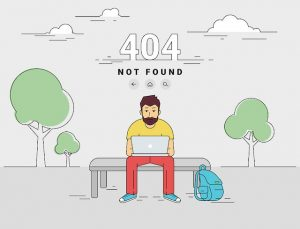 Ways to solve Error 404 in your website