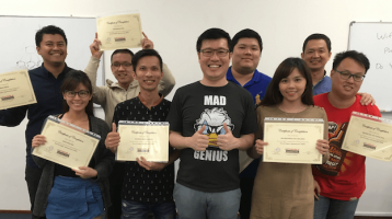 May 2017 SEO Course Graduate Students
