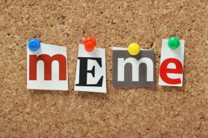Using Memes as an online marketing strategy