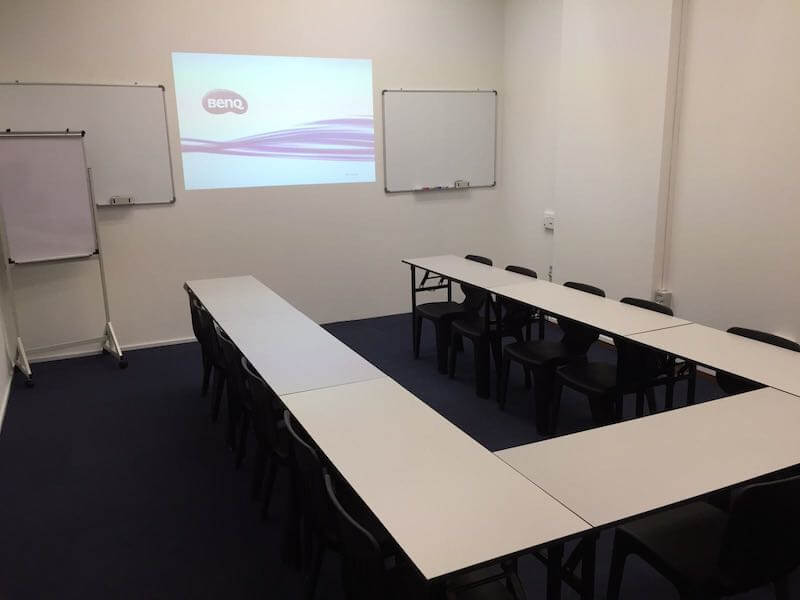 Singapore Meeting Room Rental Promotion – 10% off