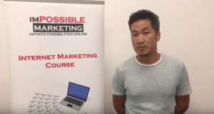 CK's testimonial review after attending Alan Koh's SEO course