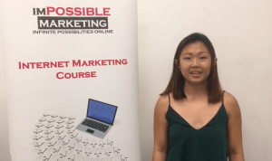 Debbie's review on Impossible Marketing SEO course