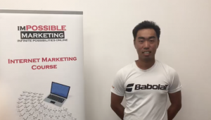 Leslie review on Alan Koh's SEO training course