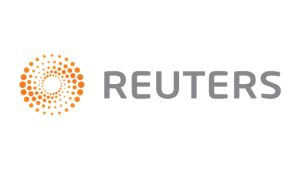 Thank you Reuters for featuring us!