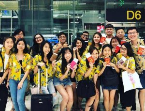 Team Impossible Conquers Bangkok!