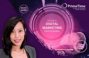 We are invited for a digital marketing talk by PrimeTime!