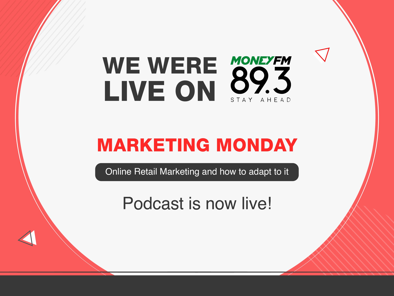 We were live on MONEY FM 89.3: Listen to our radio interview
