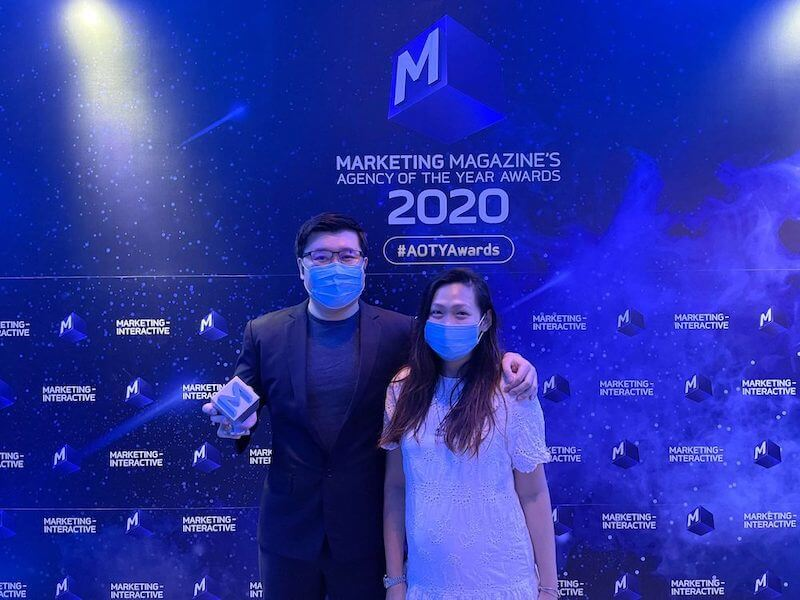 Crowned Search Marketing Agency Of The Year For 2020