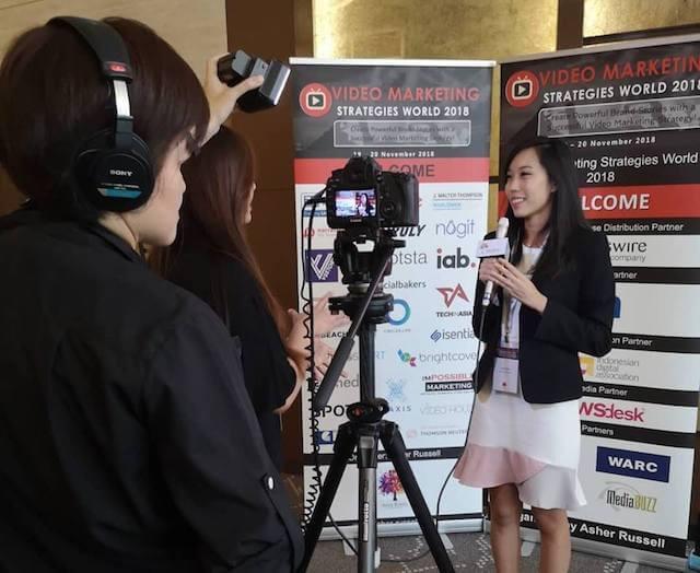 Lynn video marketing talk