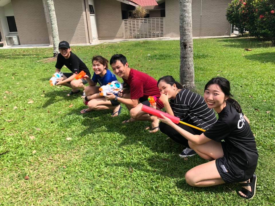 Team-impossible-water-gun-activities
