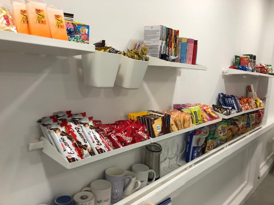 office-pantry-food
